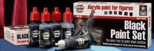 ACS-002. Andrea Black Paint Set