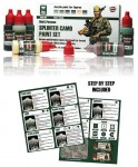 ACS-017. Splinter Camo Paint Set