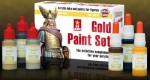 ACS-008. Andrea Gold Paint Set