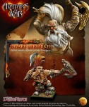 AoW 01. Dwarf Berserker Lord with two weapons