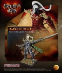 AoW 06. Dark Elf Prince with two weapons