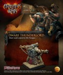 AoW 09. Dwarf Thunderlord with blunderbuss