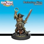 CMN0050. Barbarian King