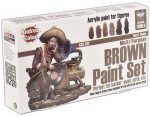 ACS-013. Andrea Brown Paint Set
