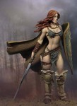 Andrea: Warlord Saga (WS-33). Verthandi. Sword of Light