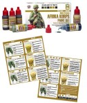 ACS-019. Afrika Korps Paint Set