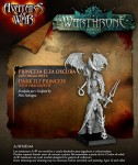 AoW64. Dark Elf Princess with dragonette
