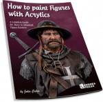 AP-056. How to Paint Figures with Acrylic