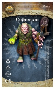 Enigma 30-10. Celberum, Dark Rune