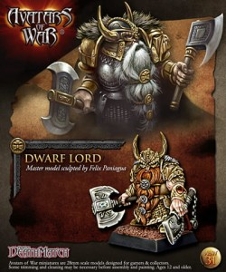 AoW 31. Dwarf Lord with two weapons