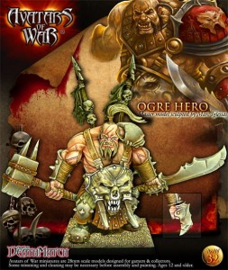 AoW 32. Ogre Chieftain