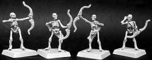 14101 : Skeletal Archers