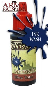 Warpaints: Quickshade Blue Tone Ink