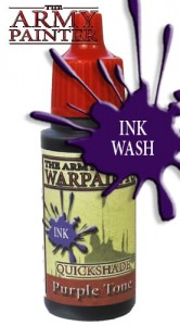 Warpaints: Quickshade Purple Tone Ink