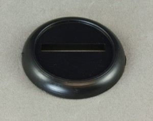 74023 : 30mm Round Plastic Base
