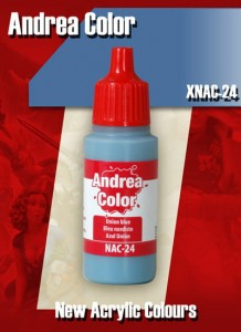 Andrea Paint. XNAC-24. Union Blue