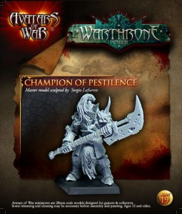 AoW 19. Champion of Pestilence with great weapon
