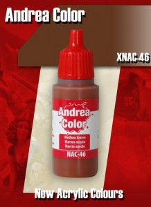 Andrea Paint. XNAC-46. Medium Brown